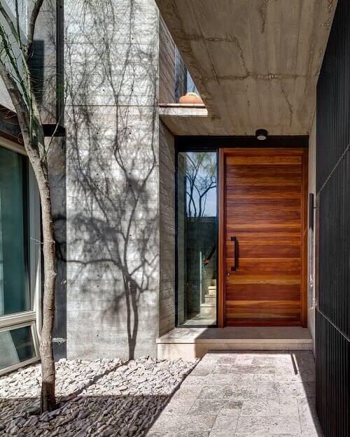 Как да изберем подходящата входна врата